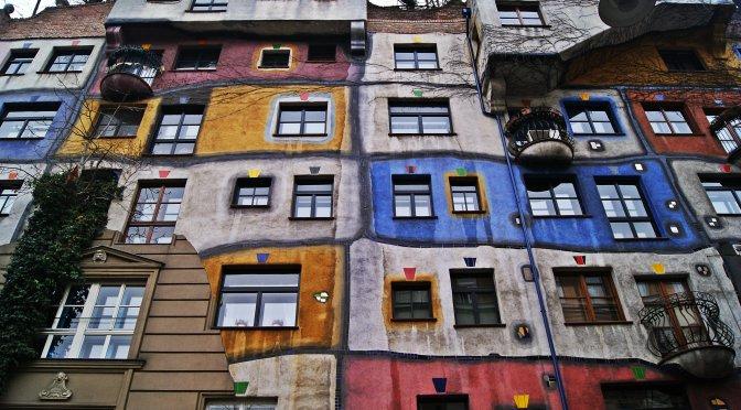 Edificio Hundertwassehaus de Viena