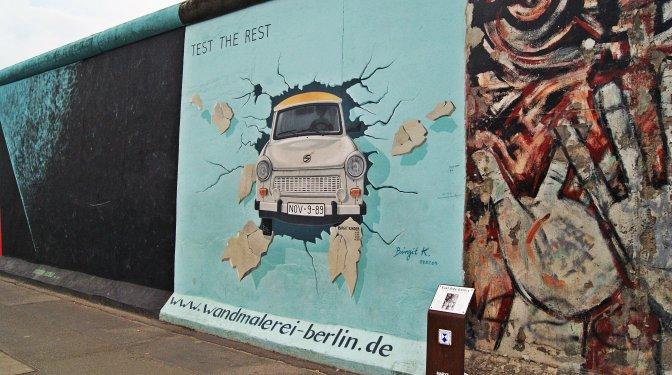 Fugas del muro de Berlín