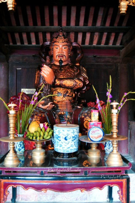 Pagoda del Perfume firma