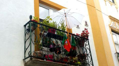 Balcon de Evora