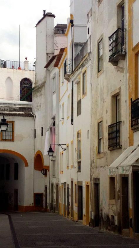 Calles de Evora