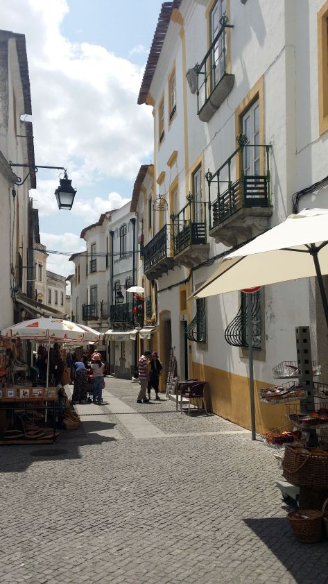 Calles de Evora 2