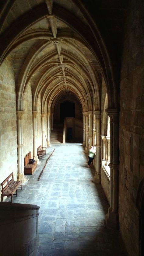 Interior del Claustro de la catdral