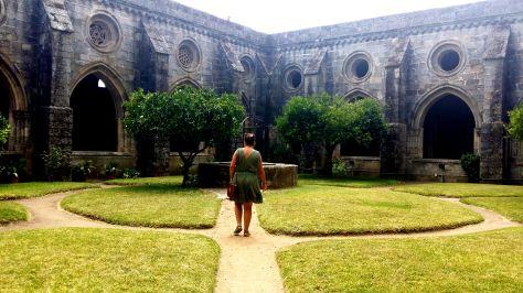 Jardines del Claustro de Evora
