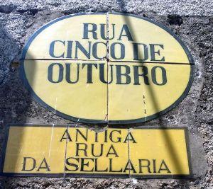 Nombre de Calles Evora 2